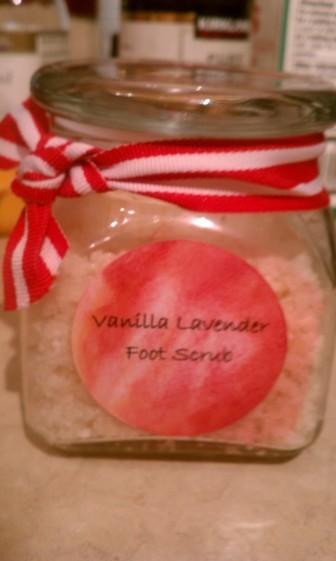 Vanilla Lavender